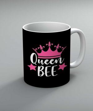 Queen Bee Mug By Roshnai - Pickshop.Pk