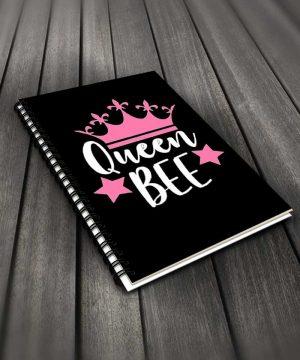 Queen Bee Notebook By Roshnai - Pickshop.Pk