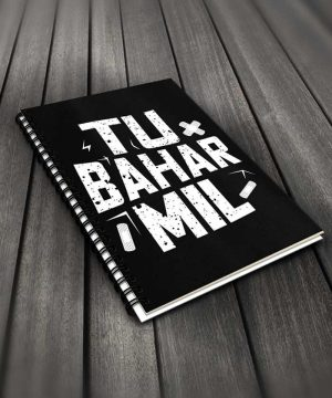 Tu Bahar Mil Notebook By Roshnai - Pickshop.Pk