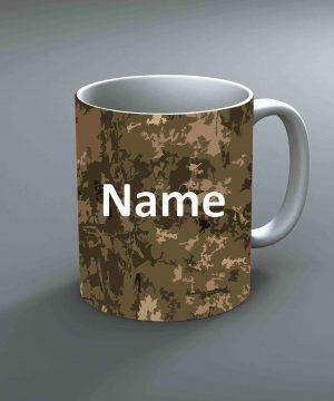 Pattern 15 Name Mug By Roshnai - Pickshop.Pk