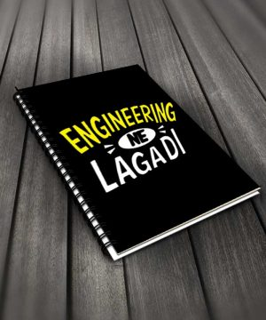 Engineering Ne Lagadi Notebook By Roshnai - Pickshop.Pk