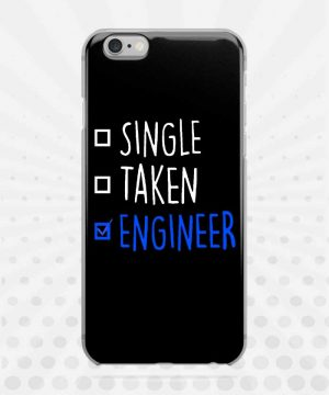 Single Taken Engineer Mobile Case By Roshnai - Pickshop.Pk