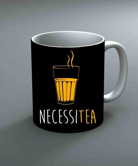 Necessitea Mug By Roshnai - Pickshop.Pk