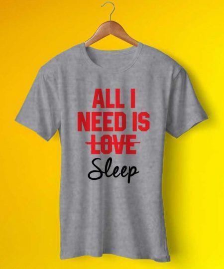 All I Need Is Love Tee By Teez Mar Khan - Pickshop.Pk