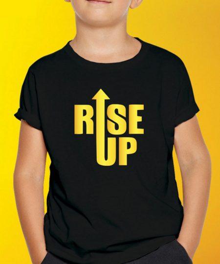 Rise Up T-Shirt By Roshnai - Pickshop.Pk