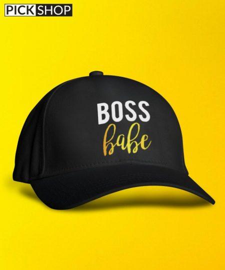 Boss Babe Cap By Roshnai - Pickshop.Pk