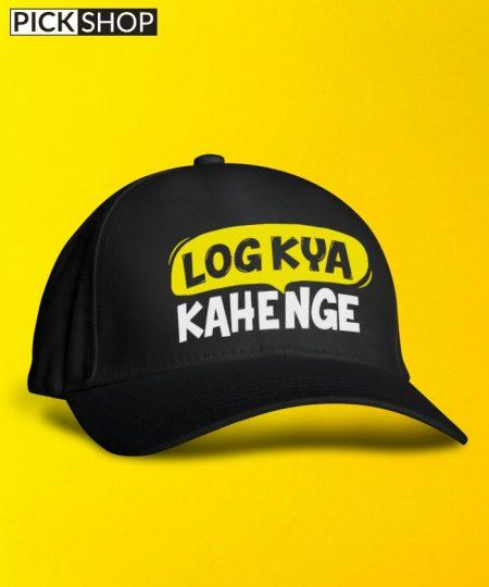 Log Kya Kahenge Cap By Roshnai - Pickshop.Pk