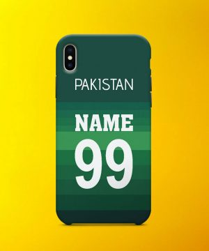 Pak Team Jersey Mobile Case