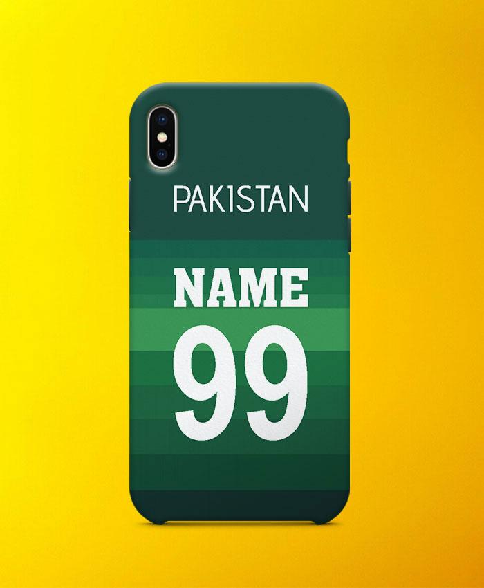 Pak Team Jersey Mobile Case