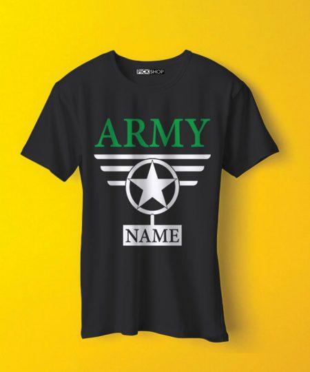 Army Name Tee D1