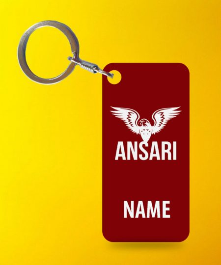 Ansari Cast Key Chain By Teez Mar Khan - Pickshop.pk