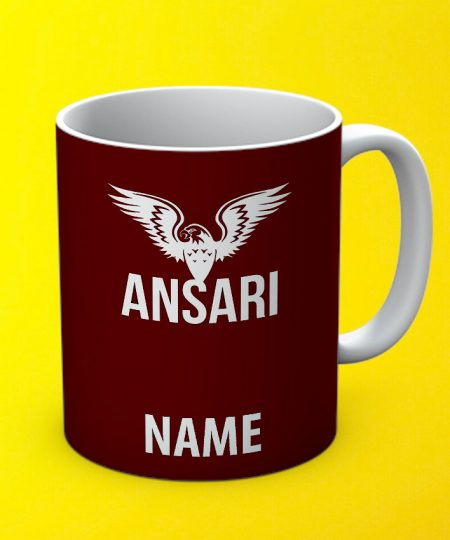 Ansari Cast Mug By Teez Mar Khan - Pickshop.pk