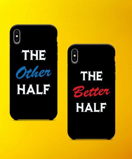 Better Half Mobile Case By Teez Mar Khan - Pickshop.pk