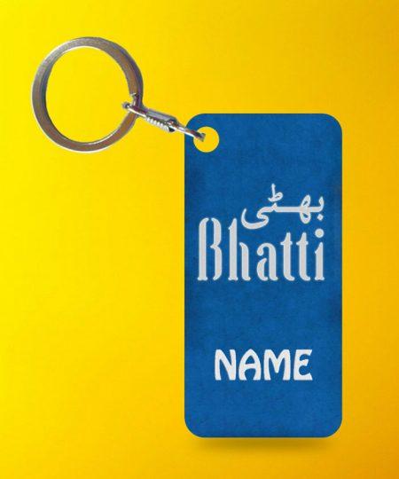 Bhatti Cast Key Chain By Teez Mar Khan - Pickshop.pk