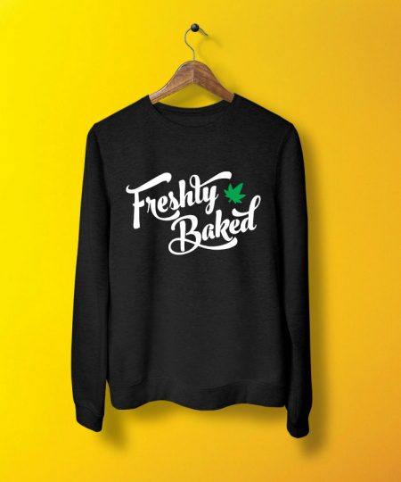 Freshly Baked Sweatshirt By Teez Mar Khan - Pickshop.pk