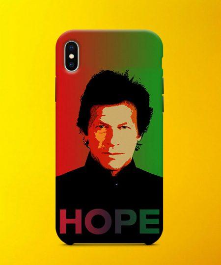 Hope Imran Khan Mobile Case By Teez Mar Khan - Pickshop.pk