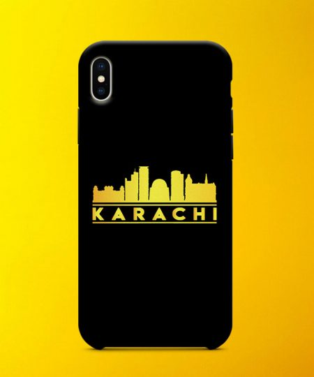 Karachi Mobile Case By Teez Mar Khan - Pickshop.pk