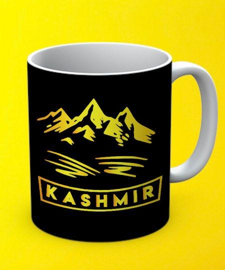 Kashmir Mug By Teez Mar Khan - Pickshop.pk