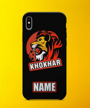 Khokhar Cast Mobile Case By Teez Mar Khan - Pickshop.pk