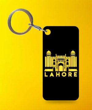 Lahore City Keychain By Teez Mar Khan - Pickshop.pk