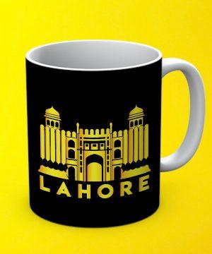 Lahore Mug By Teez Mar Khan - Pickshop.pk