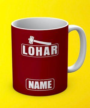 Lohar Cast Mug By Teez Mar Khan - Pickshop.pk