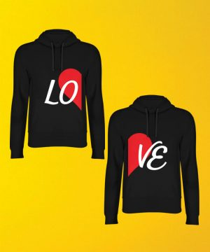 Love Hoodie By Teez Mar Khan - Pickshop.pk