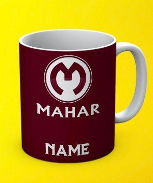 Mahar Cast Mug By Teez Mar Khan - Pickshop.pk