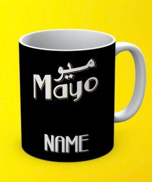 Mayo Cast Mug By Teez Mar Khan - Pickshop.pk