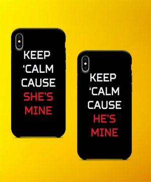 Mine Mobile Case By Teez Mar Khan - Pickshop.pk
