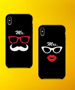 Mr And Mrs Mobile Case By Teez Mar Khan - Pickshop.pk