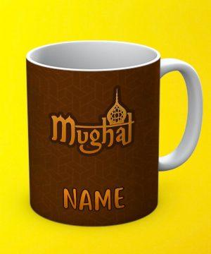 Mughal Cast Mug By Teez Mar Khan - Pickshop.pk