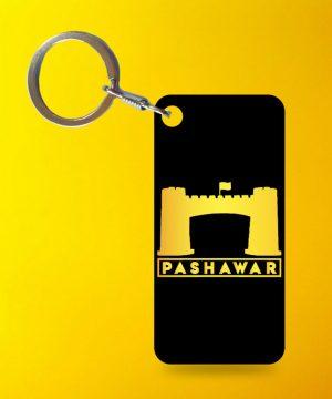 Pashawar Keychain By Teez Mar Khan - Pickshop.pk