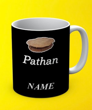 Pathan Cast Mug By Teez Mar Khan - Pickshop.pk