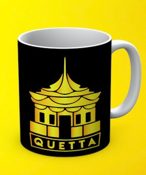 Quetta Mug By Teez Mar Khan - Pickshop.pk