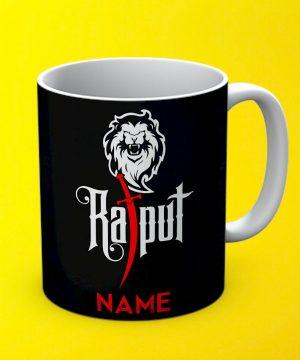 Rajput Cast Mug By Teez Mar Khan - Pickshop.pk
