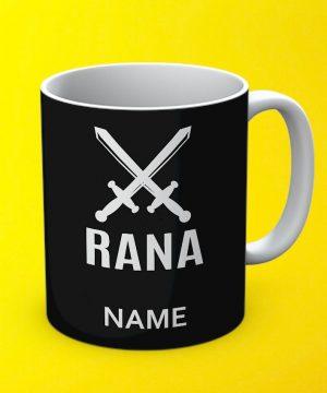 Rana Cast Mug By Teez Mar Khan - Pickshop.pk