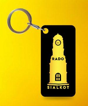 Sialkot Keychain By Teez Mar Khan - Pickshop.pk