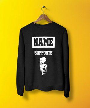 Support Imran Khan Sweatshirt By Teez Mar Khan - Pickshop.pk