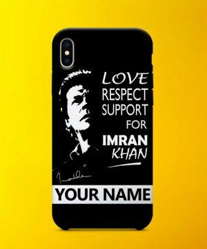 Support Imran Khan Mobile Case By Teez Mar Khan - Pickshop.pk
