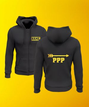 Support PPP Zipper