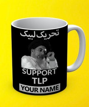 Support Tlp Mug By Teez Mar Khan - Pickshop.pk