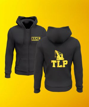 Support TLP Zipper