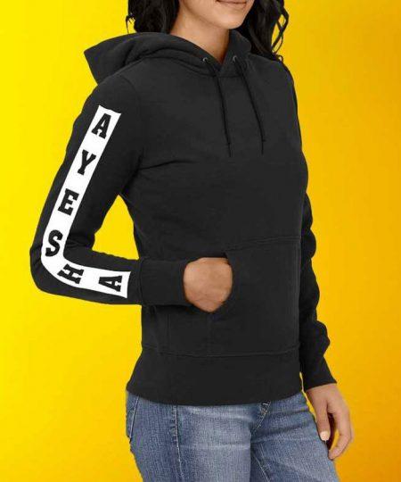 Customized Arm Hoodie