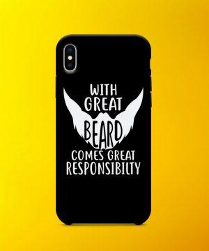 Beard Mobile Case By Teez Mar Khan - Pickshop.pk