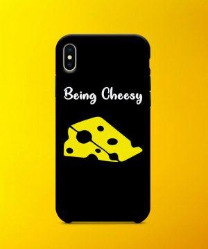 Being Cheesy Mobile Case By Teez Mar Khan - Pickshop.pk