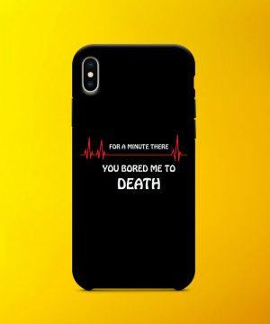 Bored Mobile Case By Teez Mar Khan - Pickshop.pk
