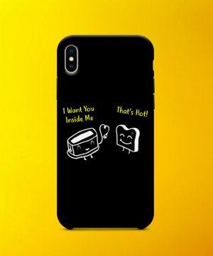 Bread Mobile Case By Teez Mar Khan - Pickshop.pk