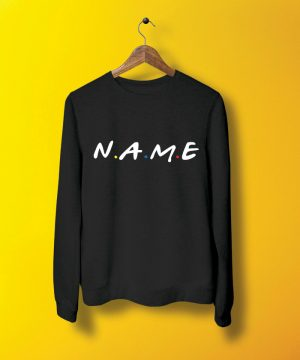 Customized Dot Name Tee