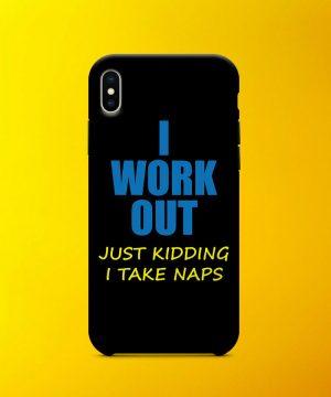 Take Naps Mobile Case By Teez Mar Khan - Pickshop.pk